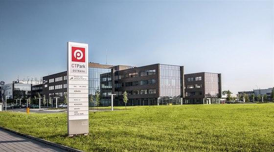 Již 10 let přináší CTPark do Ostravy nová pracovní místa