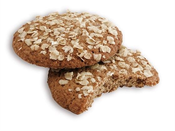 Jaké sladkosti si můžete dopřát s klidnějším svědomím? Foto: žitná sušenka