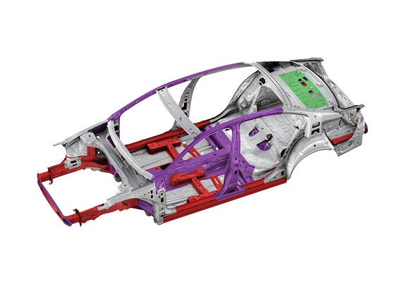 Passat stojí na modulární platformě MQB koncernu Volkswagen. Poprvé v historii...
