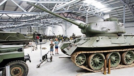 Vojenské muzeum v Králíkách.