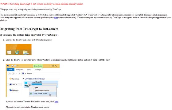 28. května večer se objevila nová verze TrueCrypt (7.2), starší verze zmizely....