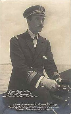 Poslední velitel Zenty kapitán Paul Pachner