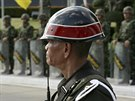 Thajsk� arm�da provedla od roku 1932 u� jeden�ct vojensk�ch p�evrat� (21....