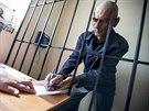 Prezidenta volili i doživotně odsouzení vězni, kteří si odpykávají svůj trest...