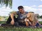 Piknik nebo grilování uprostřed metropole