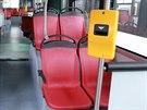 Nové autobusy Solaris brněnského dopravního podniku (27. května, 2014).