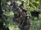 Separatisté po celé pondělí bojují o nadvládu nad doněckým letištěm (26. května)