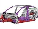 Skelet nového Volkswagenu Passat
