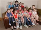 Rdfordovi bydlí v domě s devíti ložnicemi, který dřív sloužil jako domov pro...