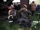 Ve středu vyzval nejbohatší Ukrajinec tisíce svých zaměstnanců na východě země...