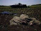 Kyjev hlásí po posledních střetech s proruskými vzbouřenci na východě několik...