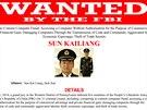 """Čínský armádní hacker Sun Kailiang (přezdívaný """"Jack Sun"""")"""