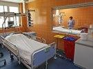 Nové infekční oddělení v nemocnici v Havířově.