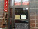 Policejn� z�tah uzav�el i no�n� klub a strip bar Roxana na Pod�bradov� ulici v...