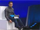 Surface Pro 3 uzp�sobený pro práci na kolenou