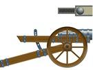 Husitská houfnice - Žižkovo vojsko bylo průkopnickým ozbrojeným sborem z...