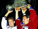 2001 /  Colorado Avalanche: Martin Škoula a Milan Hejduk