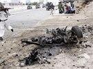 �tok na som�lsk� parlament v Mogadi�u, kter� zorganizovaly islamistick� milice
