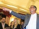 Do Evropského parlamentu zamíří v příštím volebním období čtyři kandidáti TOP