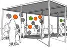 Němečtí architekti by ve Výškovicích postavili pavilony připomínající okolní...