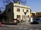 Vila Otto Rothmayera je na nároží ulice U páté baterie v Praze 6 –