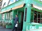 Pekárna s kavárnou La Boulange v San Francisku. Starbucks koupil řetězec v roce 2012.