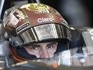 Adrian Sutil ze Sauberu před tréninkem na VC Monaka.