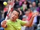 Philipp Kohlschreiber ve fin�le turnaje v D�sseldorfu