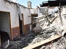 Říčanským ragbistům vyhořelo zázemí.