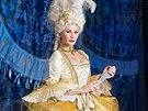 Z muzikálu Antoinetta - královna Francie