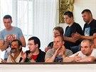 Jednání zastupitelů v Hradci Králové o Parku Malšovice sledovali odpůrci i...