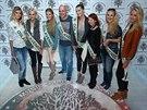 Iva Kubelková oslavila narozeniny s dalšími kolegy, kteří jsou narozeni rovněž...