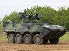 Kolový obrněný transportér Pandur