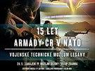 Pozvánka na Otevírací den Vojenského technického muzea Lešany 24. 5. 2014