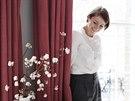 Byt pat�� francouzsk� design�rce Solenne de la Fouchardi�re, kter� po letech...