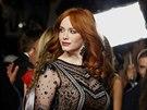 Christina Hendricksov� (Cannes, 20. kv�tna 2014)