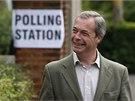 Lídr britské euroskeptické Strany nezávislosti Spojeného království (UKIP)