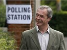 L�dr britsk� euroskeptick� Strany nez�vislosti Spojen�ho kr�lovstv� (UKIP)