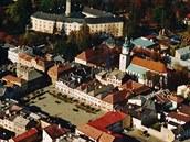 Historick� centrum Brunt�lu