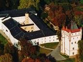 Z�mek Hradec nad Moravic�