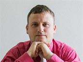 Michal Vajd�k, ��f ku�imsk� firmy Sobriety.