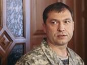 Samozvaný vůdce Luhanské lidové republiky Valerij Bolotov oznámil, že požádal...