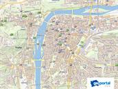 On-line mapka veřejných záchodků v Praze.