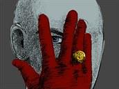 Zastánci konspiračních teorií se na skeptiky obvykle dívají skrze prsty jako na...