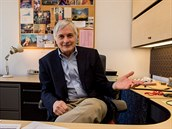Seth Shostak, astronom z t�mu SETI (Search for Extra-Terrestrial Intelligence)