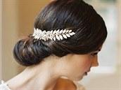 Vlasová spona inspirovaná starověkým Řeckem, Erica Elizabeth Design