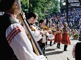 Za�ijte barvit� folkl�r a ochutnejte T��nsk� Slezsko