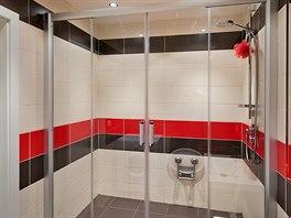 Pořádný sprchový kout v paneláku