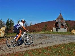 Skv�le se pro pozn�n� Moravskoslezsk�ho kraje hod� cykloturistika
