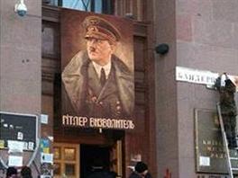 Facebookový profil uživatele jménem Vjačeslav Sadovnyčij, který zmapoval podobu...